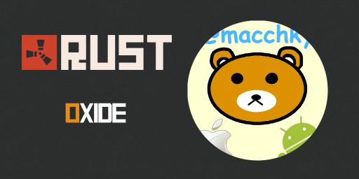 [JP] game.macchky.net Rust Oxide PvP Server